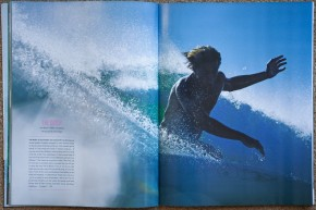 Soli Bailey in Surfing World