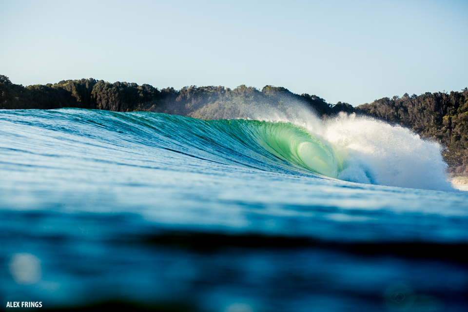Byron Bay Barrel
