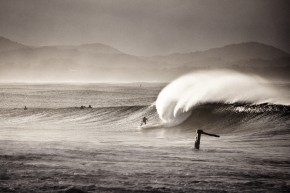 Byron Bay The Wreck by Alex Frings